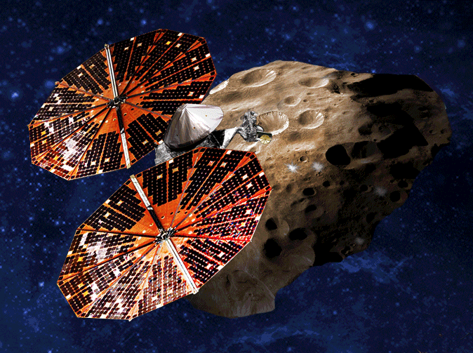 NASA Lucy Mission